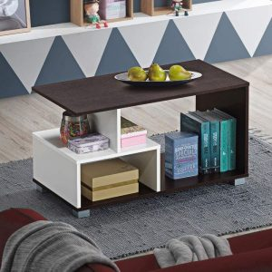 Giantex Coffee Table with Storage