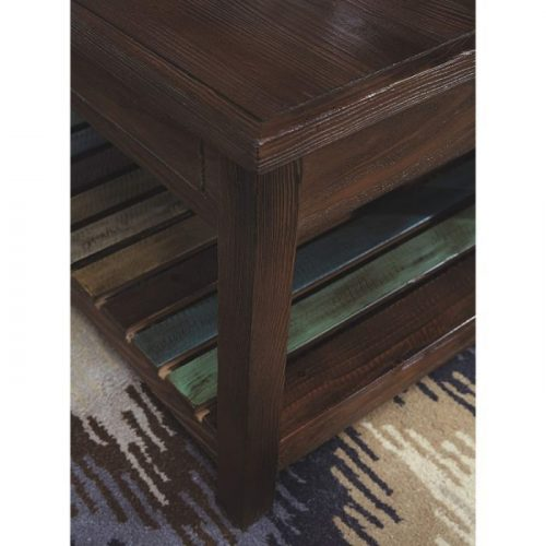 Lift Top Coffee Table with Storage 2