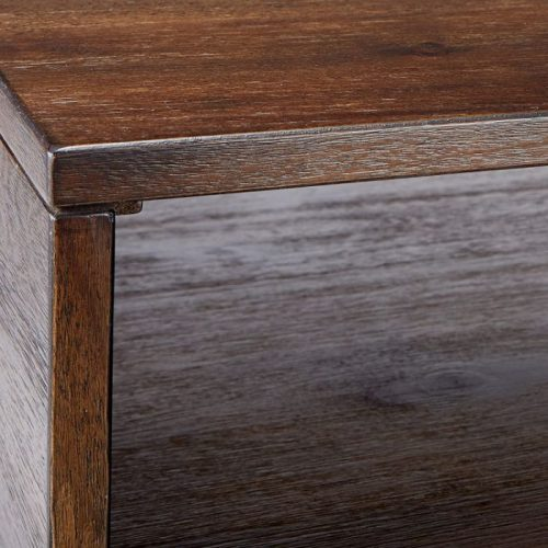 Rectangular Cocktail coffee table with storage