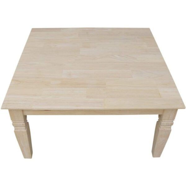 Java Square Coffee Table