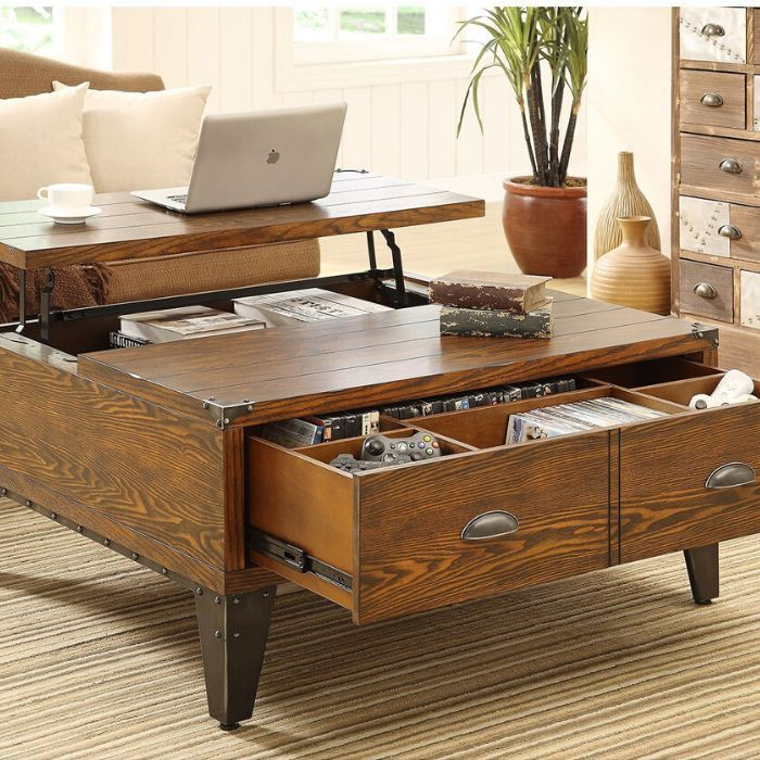 Best Lift Top Coffee Table with Storage under 200$
