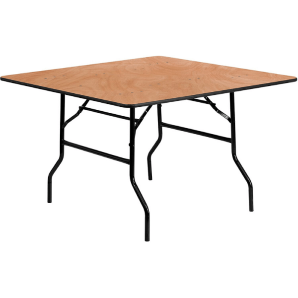 Buy 48'' Square Folding Table that can achieve your goals