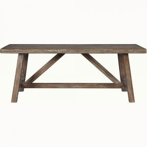 Ameriwood Home Bennington Coffee Table, Natural